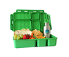 GO GREEN ORIGINAL LUNCH BOX AND DRINK BOTTLE - GREEN