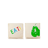 FLUF - GOOD EATS SNACK BAG ORGANIC COTTON 2 PACK