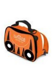 TRUNKI - 2 IN 1 LUNCH BAG BACKPACK - ORANGE