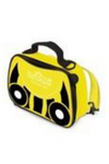 TRUNKI - 2 IN 1 LUNCH BAG BACKPACK - YELLOW