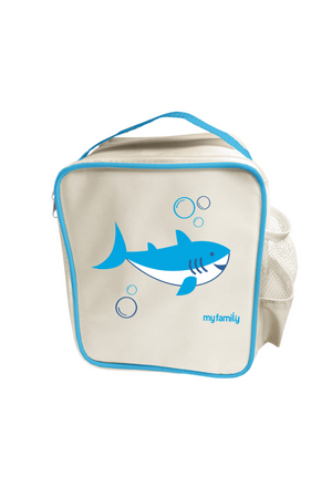My Family Lunch Cooler Bag - Shark