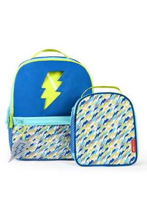 SKIPHOP - LIGHTENING BACKPACK & LUNCH BAG COMBO