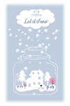 HUCKLEBERRY - LET IT SNOW 1 LITRE PACKET