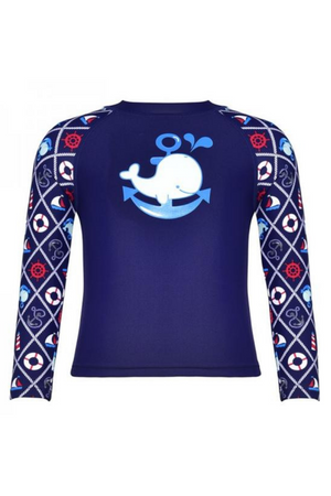 WAVE RAT - KOHOLA LONG SLEEVE RASH VEST