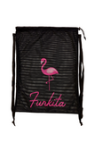 FUNKITA - MESH GEAR BAGS - FLAMING VEGAS