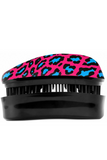 DESSATA DETANGLING HAIR BRUSH - LEOPARD MINI