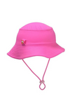 ESCARGOT - SWIM HAT PINK