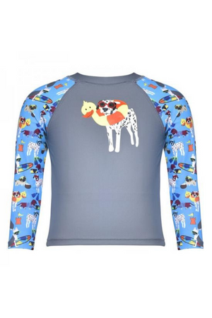 WAVE RAT - BOLT LONG SLEEVE RASH VEST