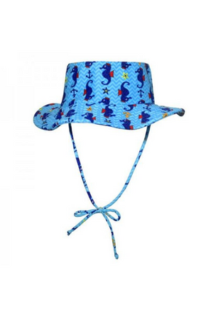 WAVE RAT - HORSING AROUND LYCRA BUCKET HAT