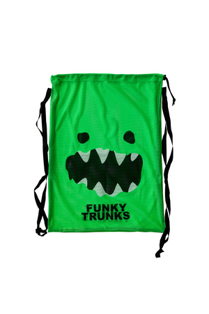 FUNKY TRUNKS - MESH GEAR BAGS - MAD MONSTER