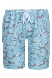 SUN EMPORIUM CHILD BOY - PAISLEY PRINT BOARD SHORTS