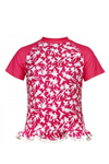 CUPID GIRL - HUMMINGBIRD SHORT SLEEVE RASH VEST