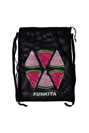FUNKITA - MESH GEAR BAGS - MELON CRUSH