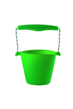 SILICONE BUCKET NEON GREEN