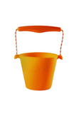 SILICONE BUCKET NEON ORANGE