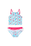 CUPID GIRL - TEA PARTY TUTU TANKINI SET