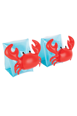 SUNNYLIFE - CRABBY INFLATABLE ARM BANDS