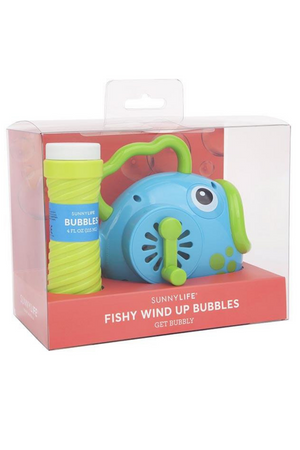 SUNNYLIFE - FISHY WIND UP BUBBLES