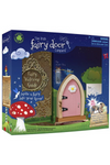 THE IRISH FAIRY DOOR KIT PINK DOOR KIT