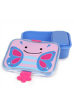 SKIPHOP - ZOO BUTTERFLY LUNCH BOX