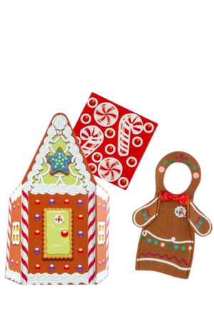 ELF ON THE SHELF CLAUS COUTURE COLLECTION - JOLLY GINGER BREAD SET