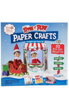 SCOUT ELVES AT PLAY PAPER CRAFTS