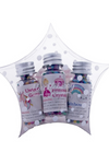 Water Marbles Trio Stars - Princess Crystals & Unicorns