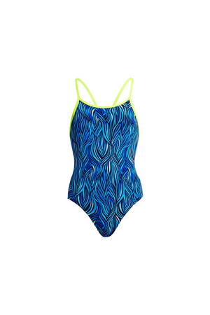 FUNKITA - LADIES DIAMOND BACK - WILD HIDE