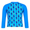 WAVE RAT - HORSING AROUND LONG SLEEVE RASH VEST