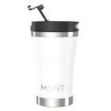 MONTIICO COFFEE CUP - White