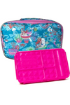 GO GREEN ORIGINAL LUNCH BOX SET - MERMAIDS