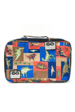 GO GREEN ORIGINAL LUNCH BOX SET - JURASSIC