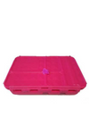 GO GREEN SNACK BOX LUNCH BOX  - PINK