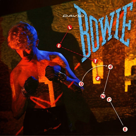 DAVID BOWIE - Let's Dance LP version