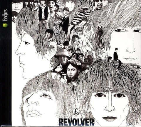 BEATLES, THE - Revolver