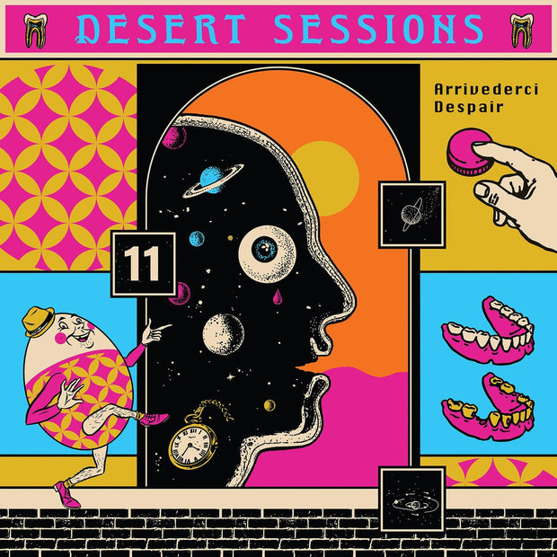 DESERT SESSIONS - Vol. 11 & 12