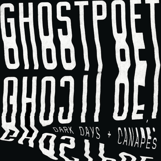 GHOSTPOET - Dark Days + Canapés Limited Edition