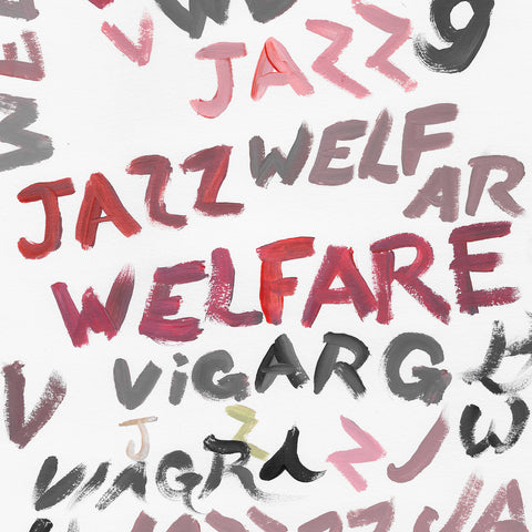 VIAGRA BOYS - Welfare Jazz Limited Edition White Vinyl