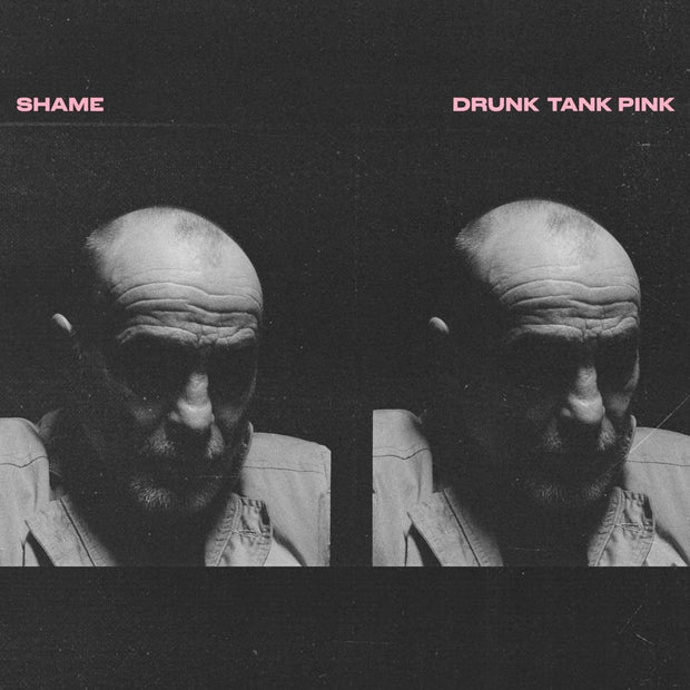 SHAME - Drunk Tank Pink Limited Edition Cloudy Clear Vinyl