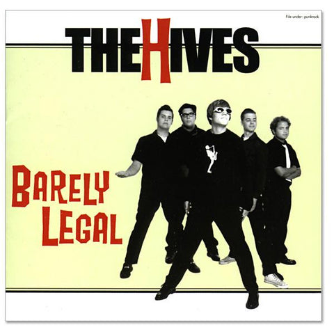 HIVES, THE - Barely Legal