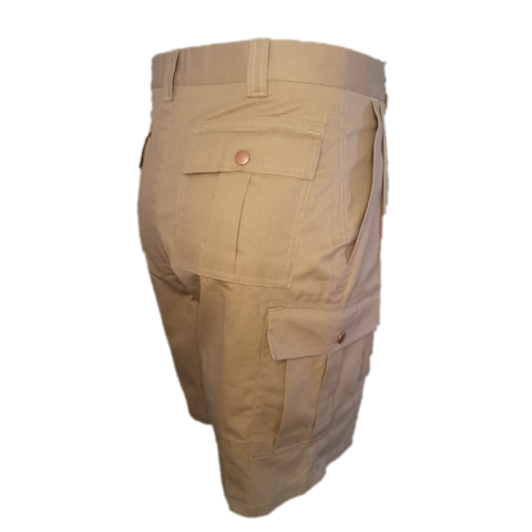 Tagged Mens Olive Green Cargo Short