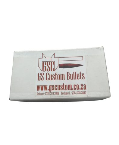 GS CUSTOM BULLETS 375200HV145