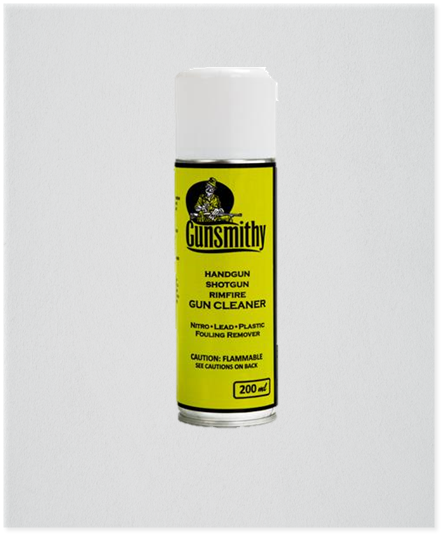 Bushill Gunsmithy Handgun, Shotgun, Rimfire Gun Cleaner. - Natshoot Shop