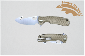 Honey Badger Hook Large Knife