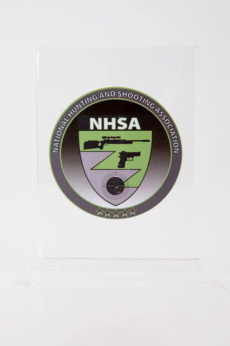 NHSA Bumper sticker