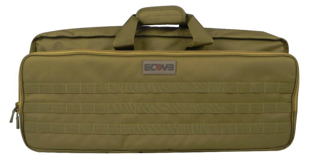 "Gun Case Ecoevo Pro Series Takedown 27"" #BAGEE004SD - Natshoot Shop"