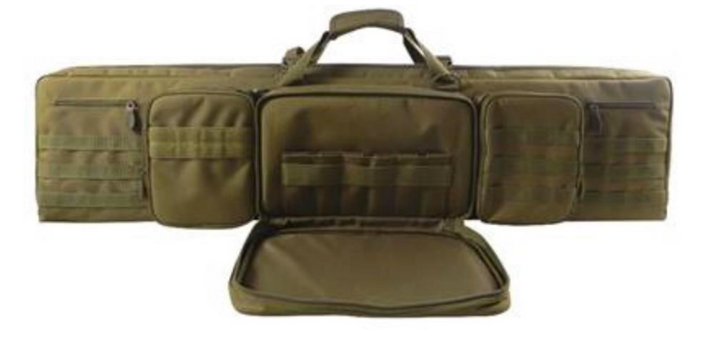 "Gun Case Ecoevo Pro Series Tactical 42"" #BAGEE003SD - Natshoot Shop"