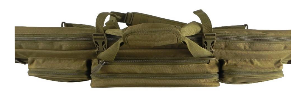"Gun Case Ecoevo Pro Series Tactical 52"" #BAGEE022TN - Natshoot Shop"