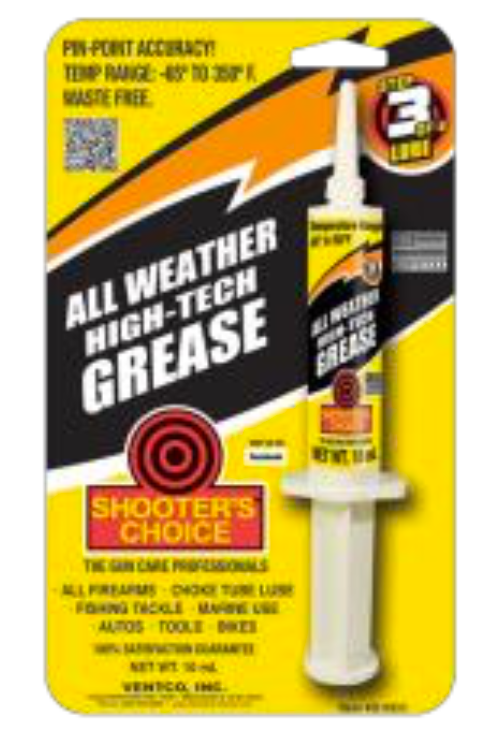 HI-Tech Gun Grease 10cc #OILSCG10CC - Natshoot Shop