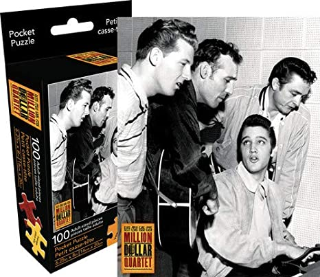 Million Dollar Quartet 1000 Piece Jigsaw Puzzle